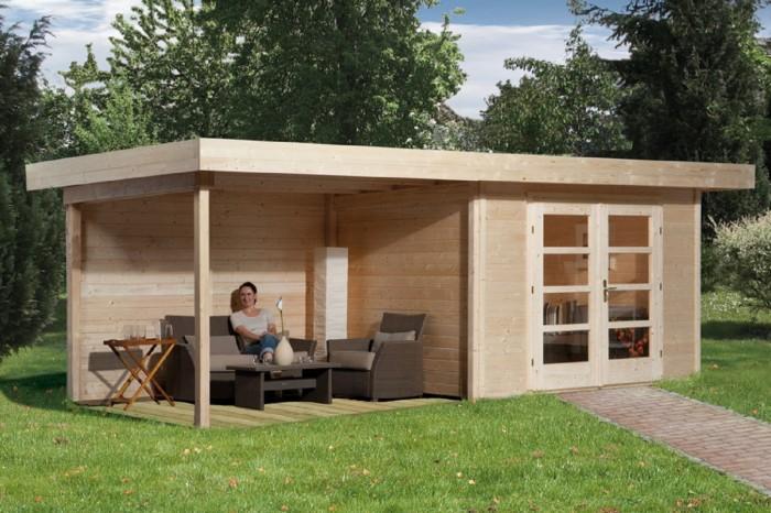Gartenhaus Referenzbilder - Multigone Gartenhaus Ideen